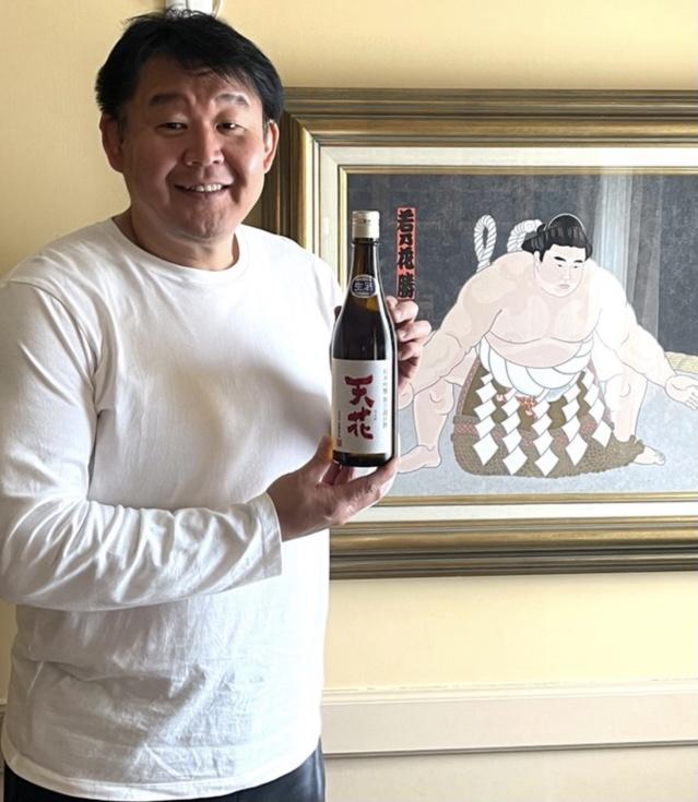 花田虎上さんのブログで大納川・天花を取り上げて頂きました。