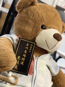 【感謝】丹波篠山 黒枝豆を頂きました